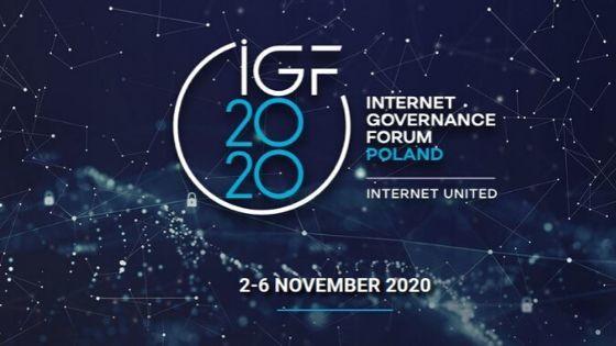 Internet Governance Forum IGF 2020 in Poland