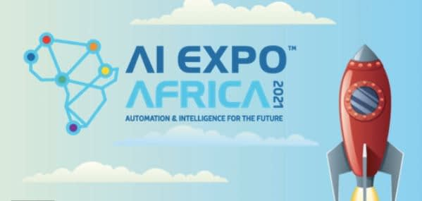 AI Expo Africa 2021 continent largest B2B trade show