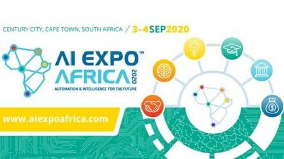 AI Expo Africa 2020 largest trade show & conference