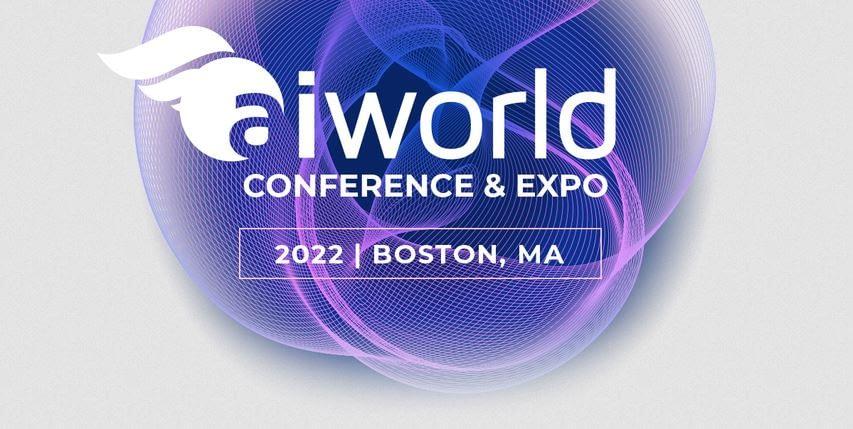 AI World Conference & Expo 2022 Boston