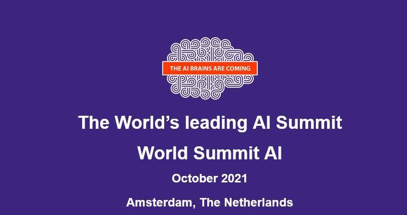 World Summit AI - WSAI 2021 Netherlands
