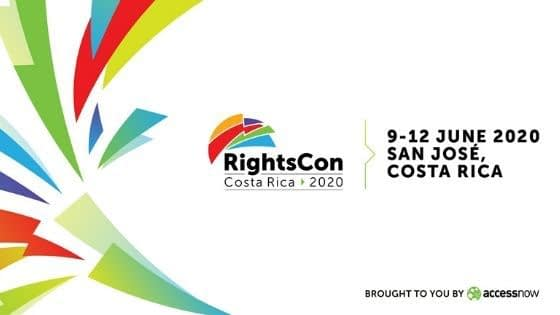RightsCon Costa Rica 2020 - Human Rights in Digital Age Conference - Responsible AI.