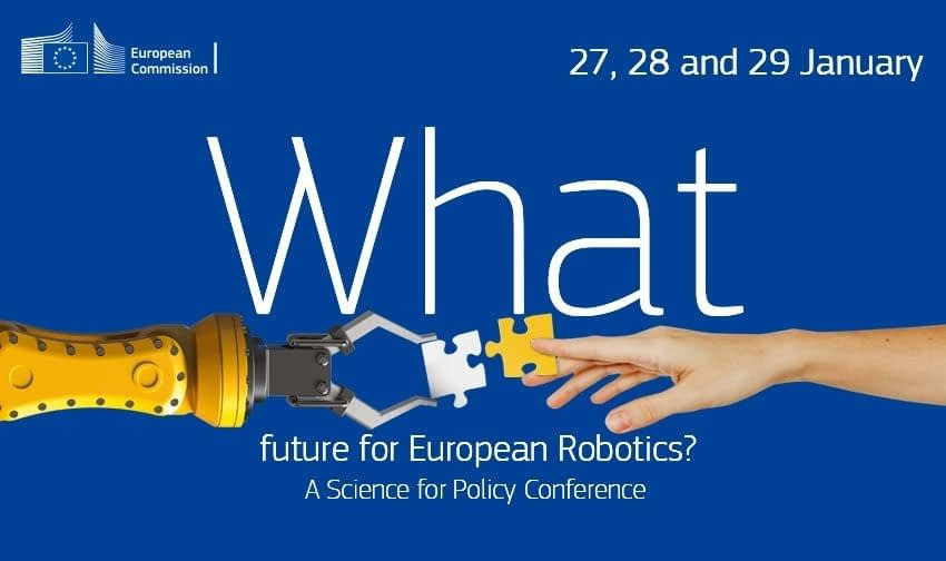 What Future for European Robotics? Science for Policy