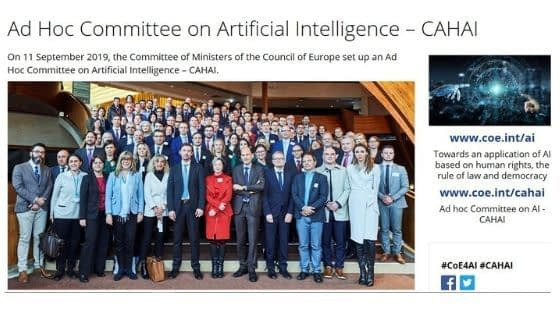 CAHAI Ad Hoc Committee on Artificial Intelligence