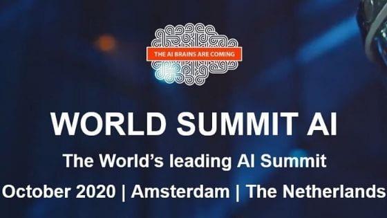 World Summit AI 2020 Amsterdam Top AI Conference event