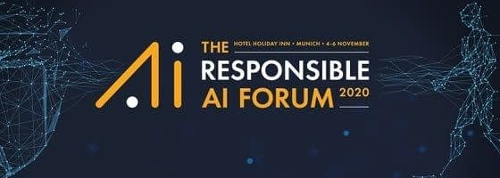 The Responsible AI Forum 2020 - Conference in Munich Germany