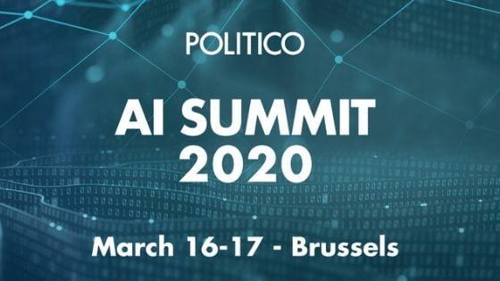 AI Summit 2020 by POLITICO High-profile Conference in EU