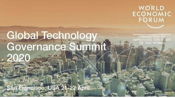 Global Technology Governance Summit 2020 by World Economic Forum.