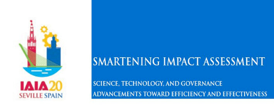 Smartening Impact Assessment - IAIA 2020 Conference