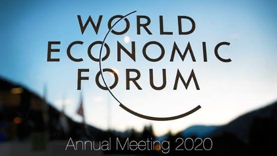 World Economic Forum WEF Annual Meeting 2020 Davos