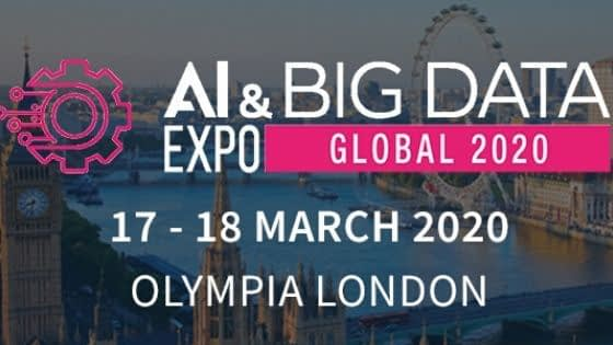 AI & Big Data Expo Global 2020 London - Conference and Exhibition