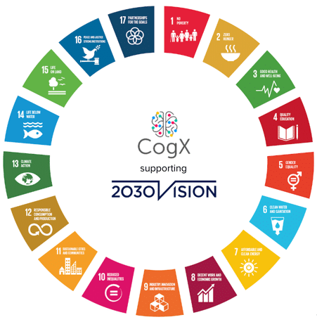 CogX 2019 conference supports SDGs